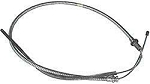 1975-81 F-BODY FRONT PARK BRAKE CABLE