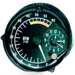 1976-78 FIREBIRD TACH/CLOCK ASSEMBLY