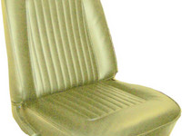 1967 CAMARO STANDARD BUCKETS SEAT COVERS GOLD