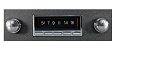 1970-81 VINTAGE AM-FM Stereo 300 Watt RADIO with built-in Bluetooth