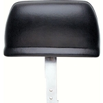 1967 F-BODY HEADREST ASSEMBLY (PAIR)-BLACK