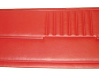 1982-85 CAMARO STANDARD DOOR PANELS RED