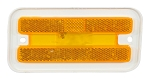 MARKER LIGHT FRONT AMBER RH FIREBIRD 70-81