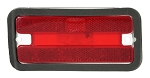MARKER LIGHT REAR RED LH FIREBIRD 70-81