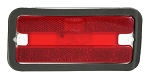 MARKER LIGHT REAR RED RH FIREBIRD 70-81