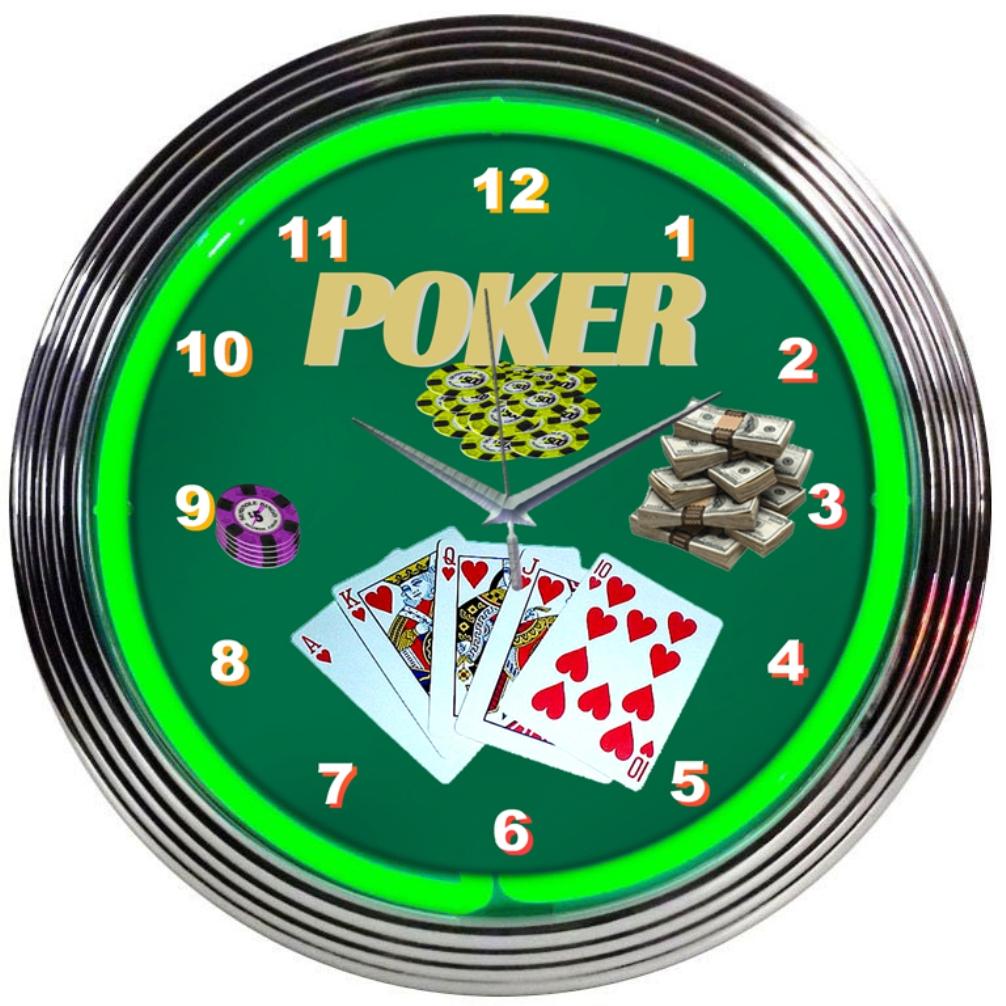 Professional Poker clock