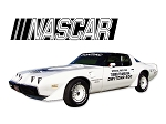PACE CAR DOOR DECALS KIT TURBO NASCAR TRANS AM 81