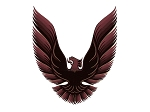 DECAL KIT 5-COLOR BURGUNDY TRANS AM 79-80