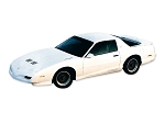 DECAL KIT GOLD TRANS AM 91-92
