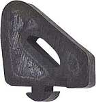 70-81 SIDE HOOD RUBBER STOPPER