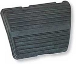 1967-81 BRAKE/CLUTCH PEDAL PAD FOR MANUAL TRANSMISSION