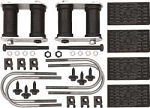 MULTI-LEAF W/O REAR SWAY BAR INSTALL SET