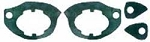 1967-69 OUTER DOOR HANDLE GASKET SET
