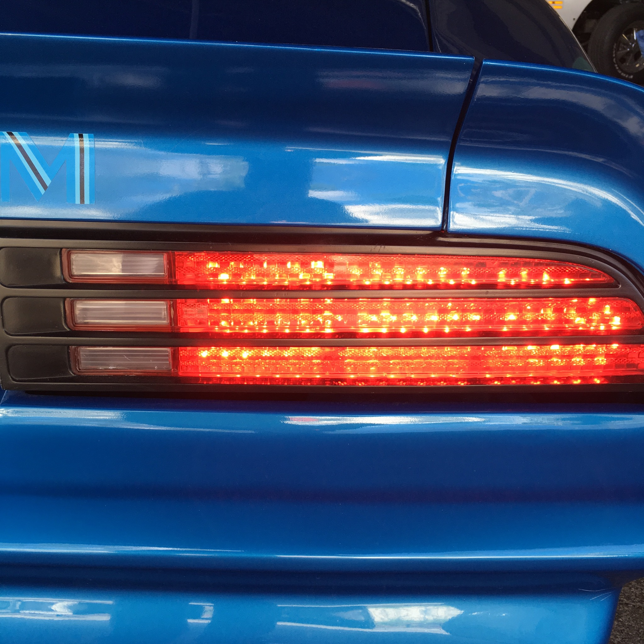Premium Led Tail Lamp Kit For Firebird Trans Am 74 78 98 To 02 1975 Pontiac Quick View