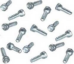 16 PIECE RALLY WHEEL ORNAMENT SCREW KIT