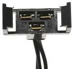 1961-78 HEADLAMP DIMMER SWITCH CONNECTOR