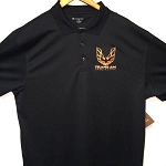 TRANS AM POLO T-SHIRT