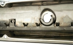 1967-1981 Pontiac V/8 326-455 Chrome Valve Covers Correct Reproduction w/ dripper