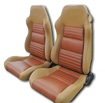 XR Sport Seat - Many Applications Deluxe pattern