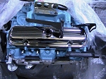 VALVE COVERS W72 ENGINE 400 455 WITHOUT OIL DRIPS