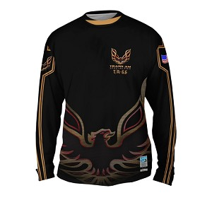 TRANS AM LONG SLEEVES T-SHIRT Bandit 1 back