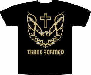 TRANS AM T-SHIRT TRANS FORMED