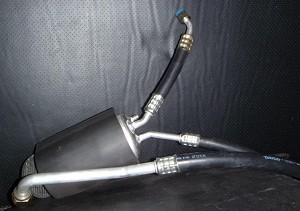 A/C HOSE AND CANISTER TRANS AM FIREBIRD 1976 - 1978 1/2