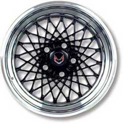 1982-92 GTA Style Alloy Wheel ; 16