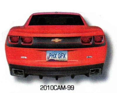 TAIL PANEL BLACKOUTS NON-OEM CAMARO 10-13