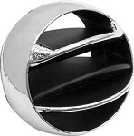 1967-1968 FIREBIRD CAMARO CHROME DASH VENT BALL