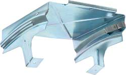 1967-68 FIREBIRD CAMARO ASH TRAY BRACKET AND HOUSING