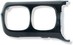 1969 Firebird Headlamp Bezel - RH
