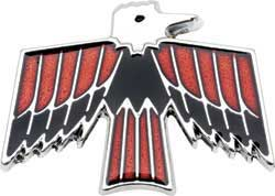 1968 FUEL DOOR EMBLEM FIREBIRD