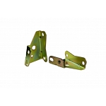 1970-81 F-Body Power Brake Booster Brackets - Zinc Plated