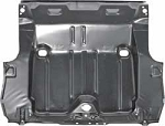 1967 F-BODY COMPLETE TRUNK PAN