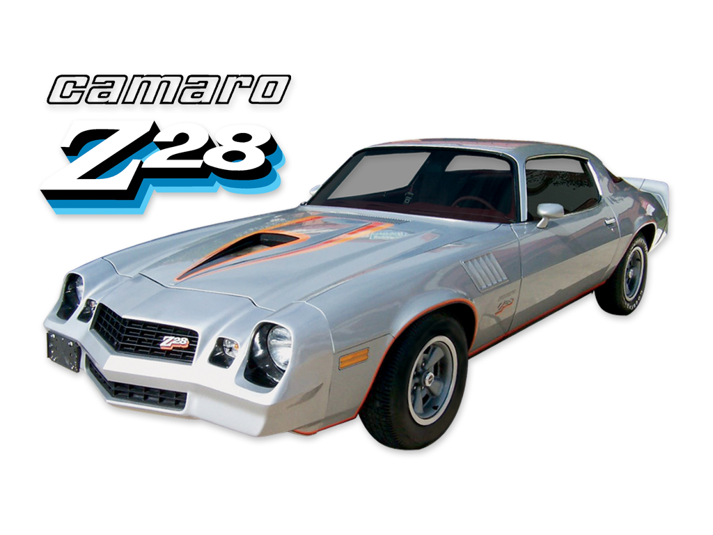 DECAL KIT Z28 BLUEV1H 78