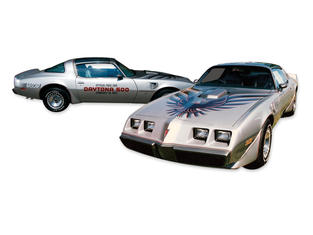 1979 Trans AM 10th Anniversary Limited Edition 5 Shades Silver Stripe/Decal Set w/Roll Type Striping