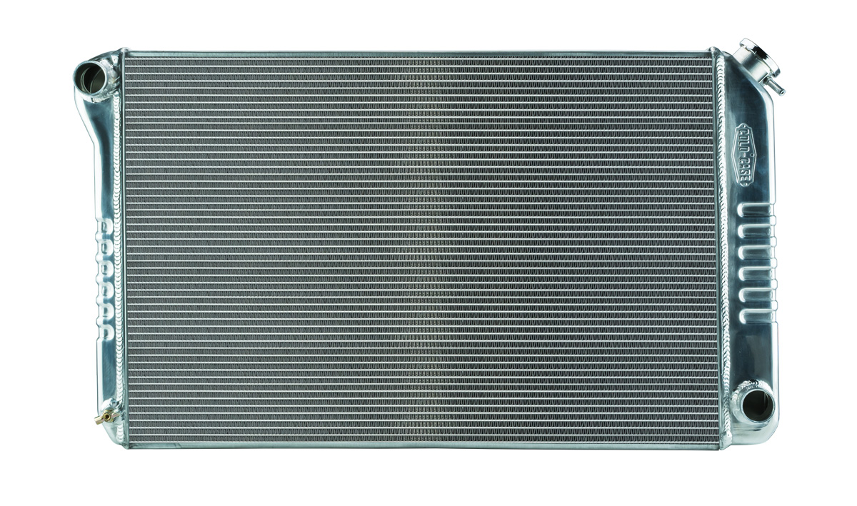 1970-81 Firebird Trans Am Aluminum Performance Radiator MT