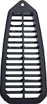 68-69 F-BODY DOOR JAMB VENT GRILLE (PARTIAL VERSION)