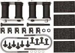 1967-74 GM Multi-Leaf Rear Leaf Spring Installation Kit - with Sway Bar - Various Models