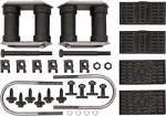 1970-81 GM Multi-Leaf Rear Leaf Spring Installation Set - Various Models