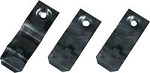 1970-78 Camaro 3 Piece Dash Pad Clip Kit For Original GM Dash Pad