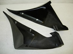 1979-1981 Pontiac Firebird Trans Am Front Fender Wheel Flare Set