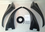 1970-78 Pontiac Trans-Am  Front and Rear spoiler wheel flare Set